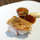 Amadai ($175/ Lunch Menu)