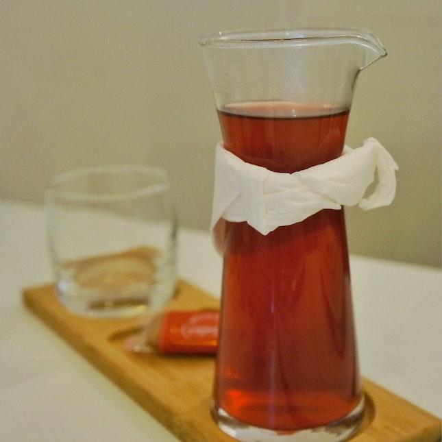 Berries Bliss Tea ($7)