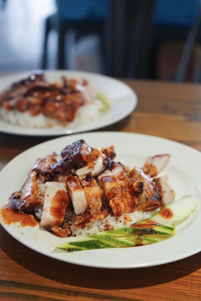 Char Siu Siu Yuk (~$5)