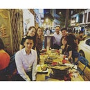👬👭 cliques  #instagram #colourgram #colourlove #dinner #night #friday #insta #photo #burpple #foodie #foodstagram #tomyum #kungfu #worth #instaworthy #justlaugh #chat #enjoy #relax