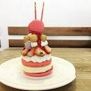 Macaron Berry