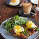 Maple Smoked Duck And Eggs Bread