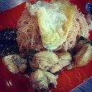 Dry Mee Siam #burpple #foodporn #breakfast