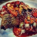 Sweet and sour fish #burpple #foodporn #dinner #mymmar #fish