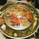Mookata b#burpple #foodporn #dinner #thai #mookata #mookatasg