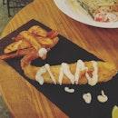 Fish n chips #burpple #foodporn #lunch #fish