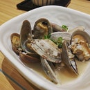 Clams #burpple #foodporn #dinner #japanese #clams