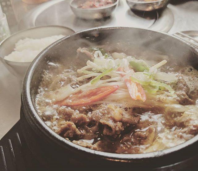 Beef stew #burpple #foodporn #lunch #korean