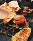 Double Party Burger