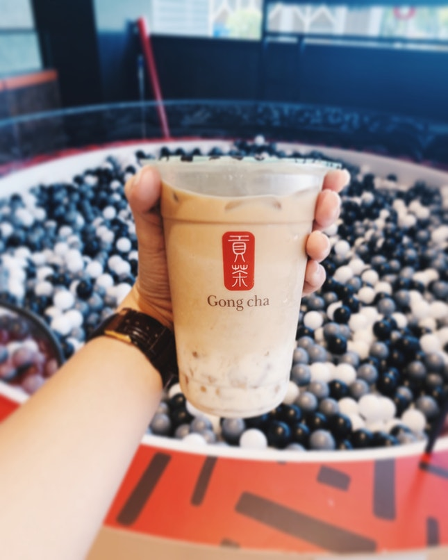 Brown Sugar Soy Milk Tea