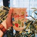 Da Hong Pao Milk Tea