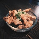 Spicy Chicken Ponzu Skin