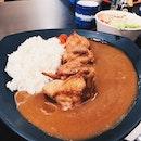 Chicken Karage Curry Rice