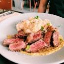 Charcoal Steak