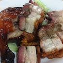 Roast Duck & Pork