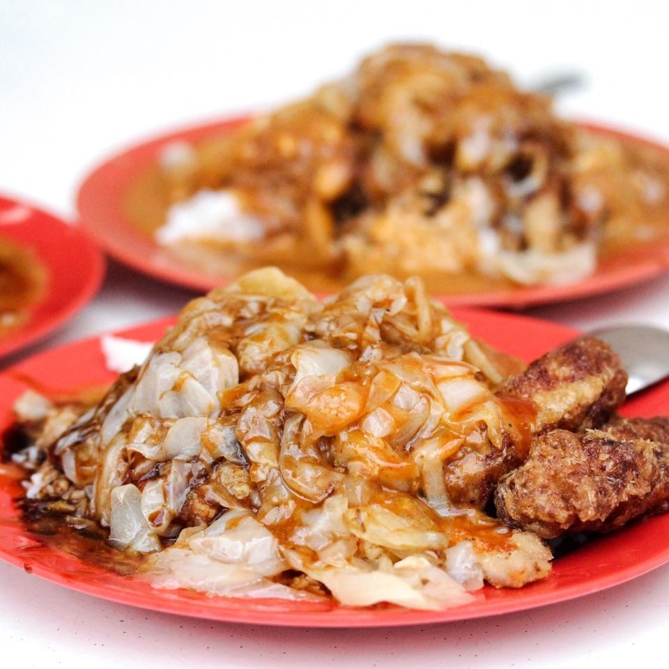 Scissor-Cut Curry Rice