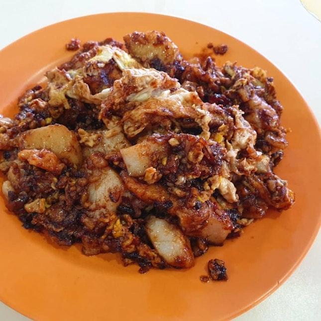 Heap Leong - The Better Carrot Cake