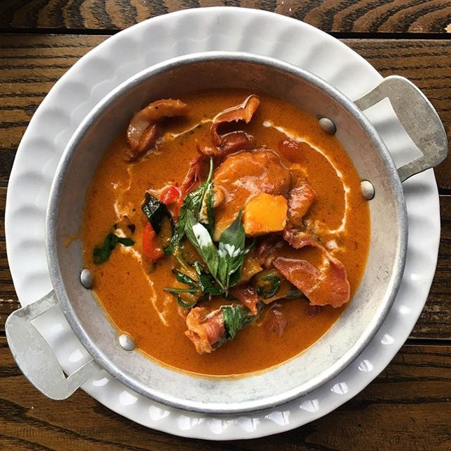 Duck And Lychee Curry