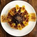 The Monkey King Waffle
