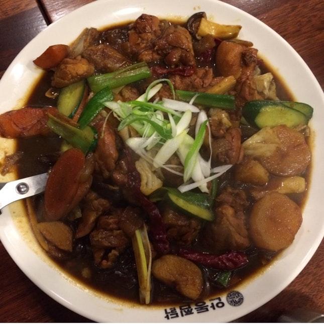 Korean Food In Singapore