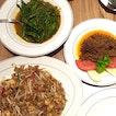 Beef Rendang; Sambal Kang Kong; Char Kway Teow
