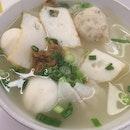 Signature Fishball Noodle