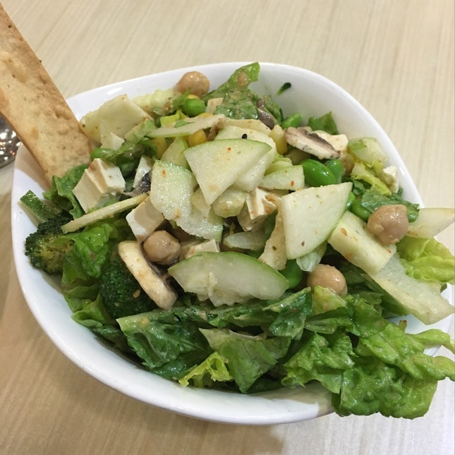 Create Own Salad