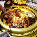 Grill your own yakiniku @shaburiandkintan  Shaburi and Kintan offers Japanese hotpot and premium bbq together in one outlet with a wide array of selected meats and exceptional buffet spread.