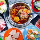 Keep yourself warm and cozy with Taiwan famous hotpot chain Upot  The rain just keeps coming and I cant wait to comfort myself with my personal hotpot which I can choose from Xiaolongkan Old Hotpot, Pork Bone Collagen Soup, Thai Tom Yum Soup, Tomato Soup, Taiwanese Herbal Pork Rib Soup or Wild Mushroom Soup.