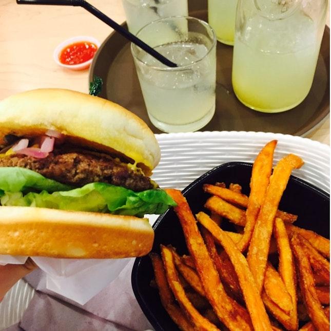 Burger Places