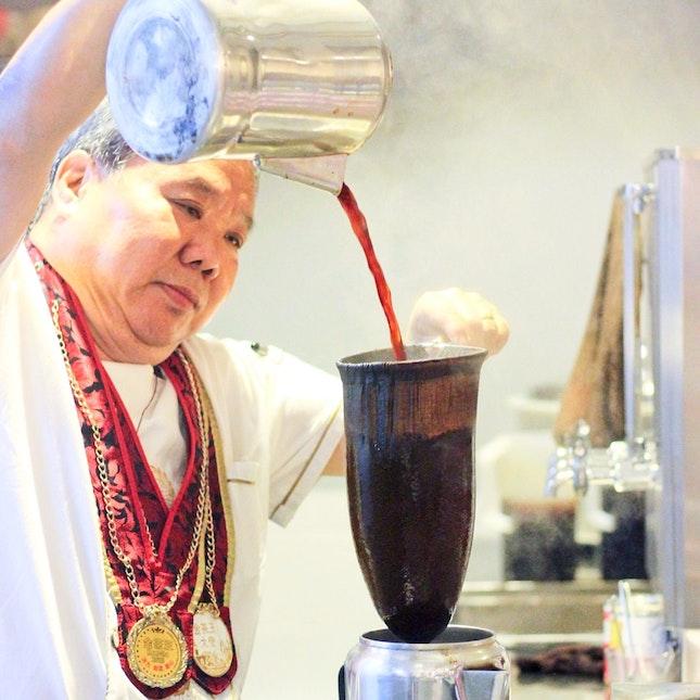 Master Of Milk Tea
