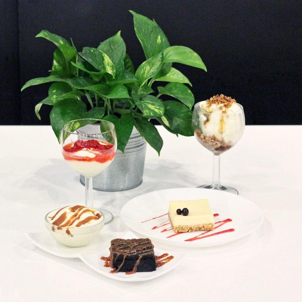 Petite Desserts Made For Everyone