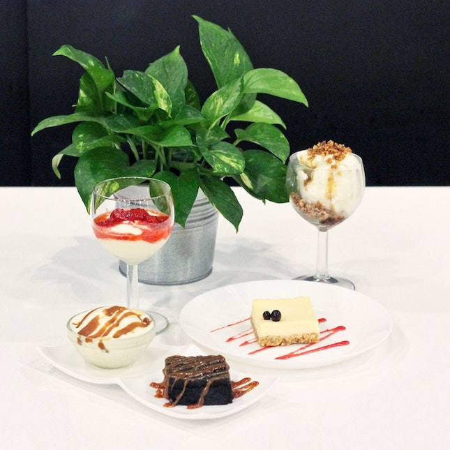 Petite Desserts Made For Everyone