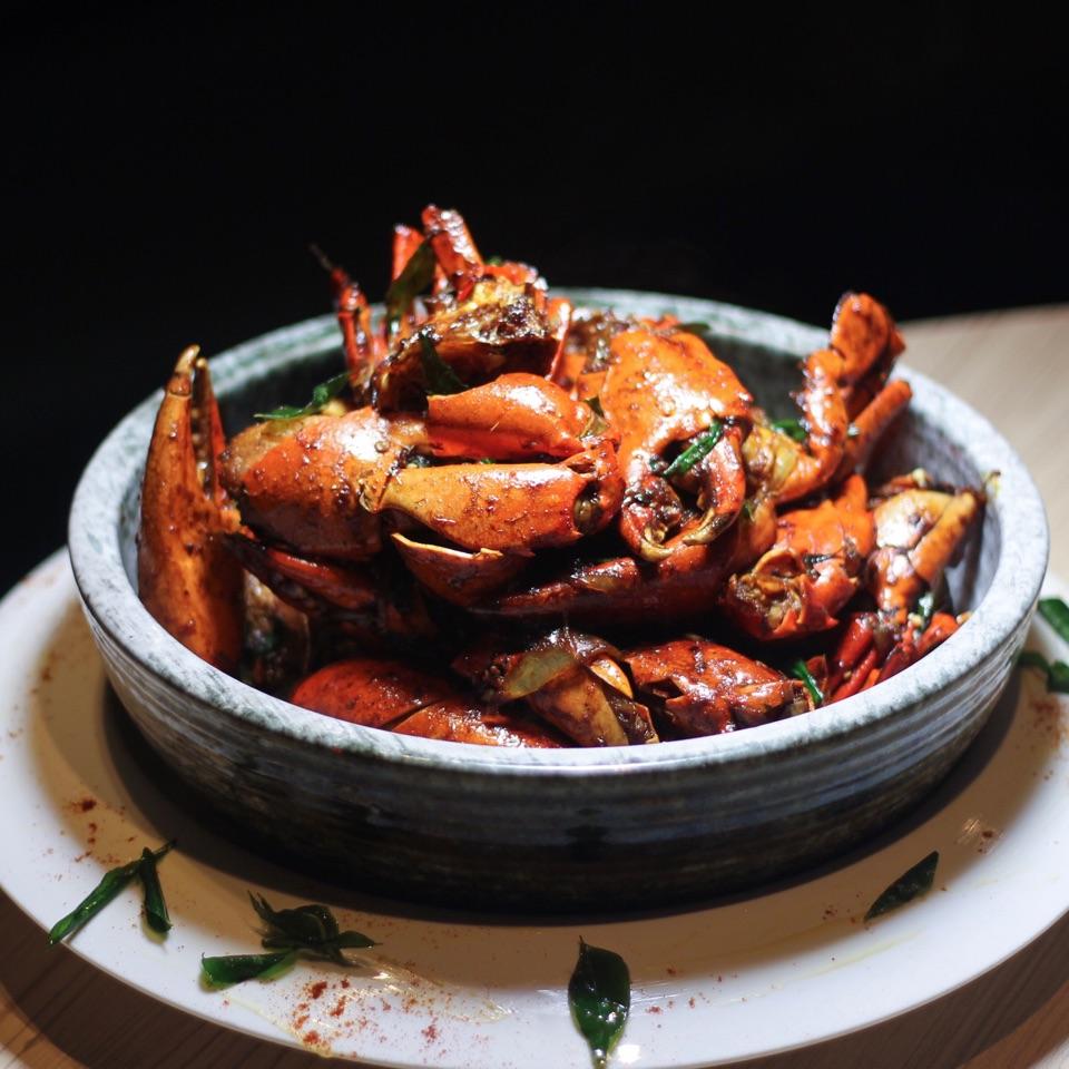 Crabs Buffet