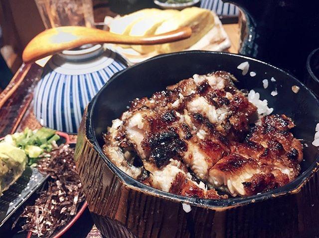 Hitsumabushi ($26.80+) from the most popular Unagi restaurant in Singapore.