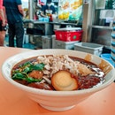 Flavourful Lor Mee but Terrific Long Queue