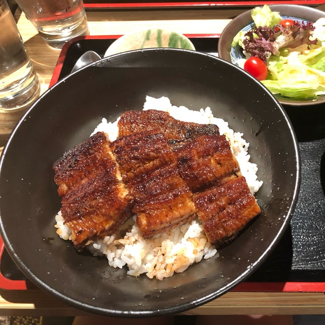 Super Fresh Unagi