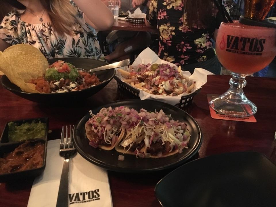 Mexican Korean Food