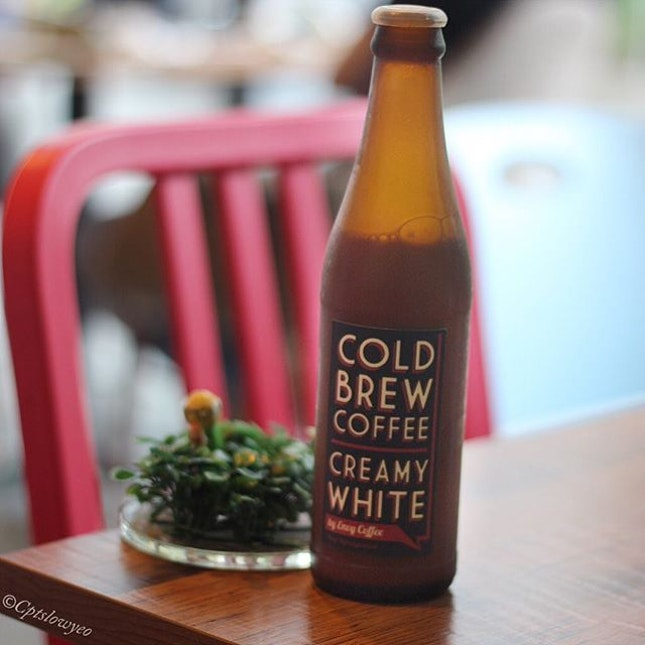 Hot days are perfect days for a cold brew.