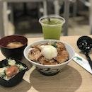 Yakitori Tsuyoshi – Buta Don + Miso Soup at $10 NETT