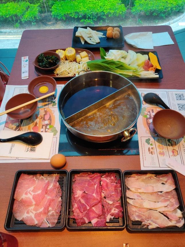 Sukiya Dinner Buffet (-50% Eatigo)