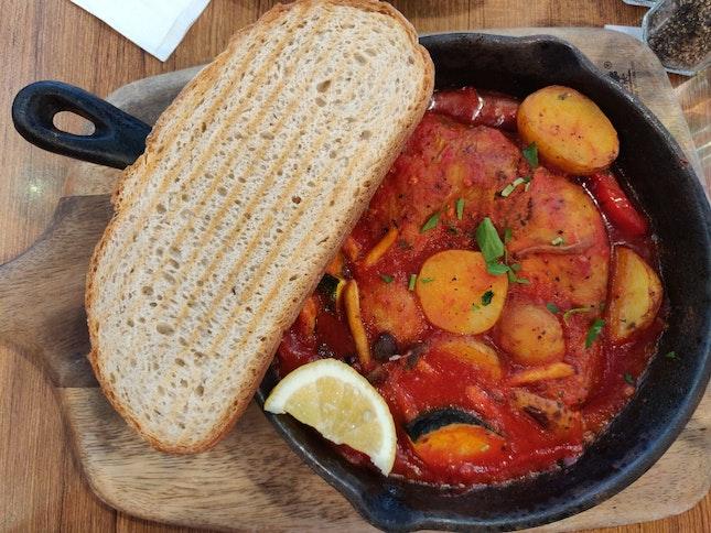 Tomato Chicken Stew ($17.50 - 1 For 1)