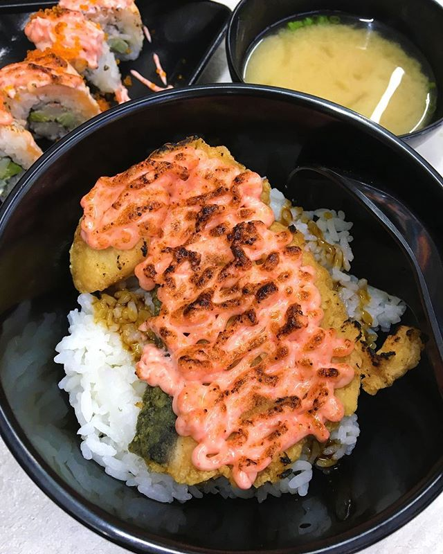 Donya Japanese Cuisine.
