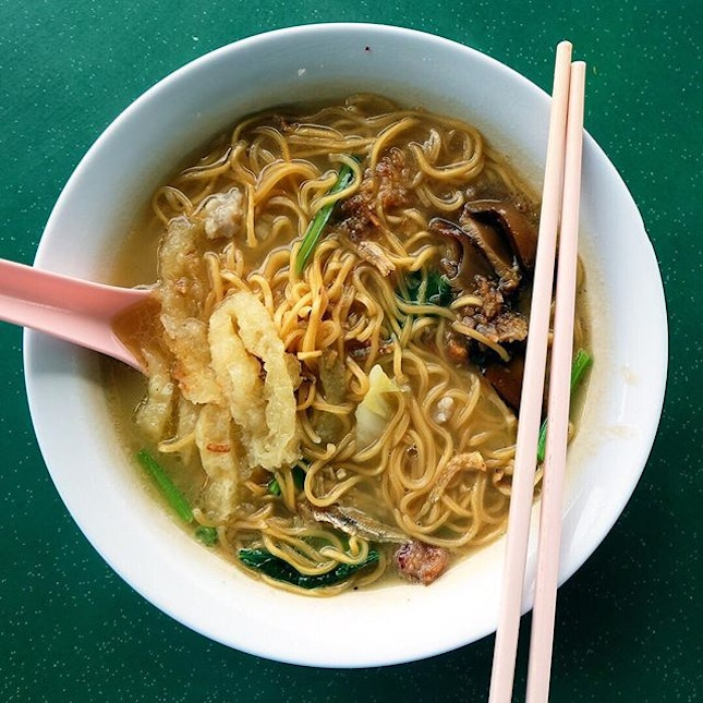 Top 1 Home Made Noodles.