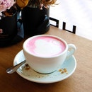 Gladly trade my current reality for some Rose Latte and relaxing times.