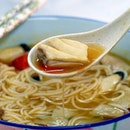 Comfort food rhymes with soul food!