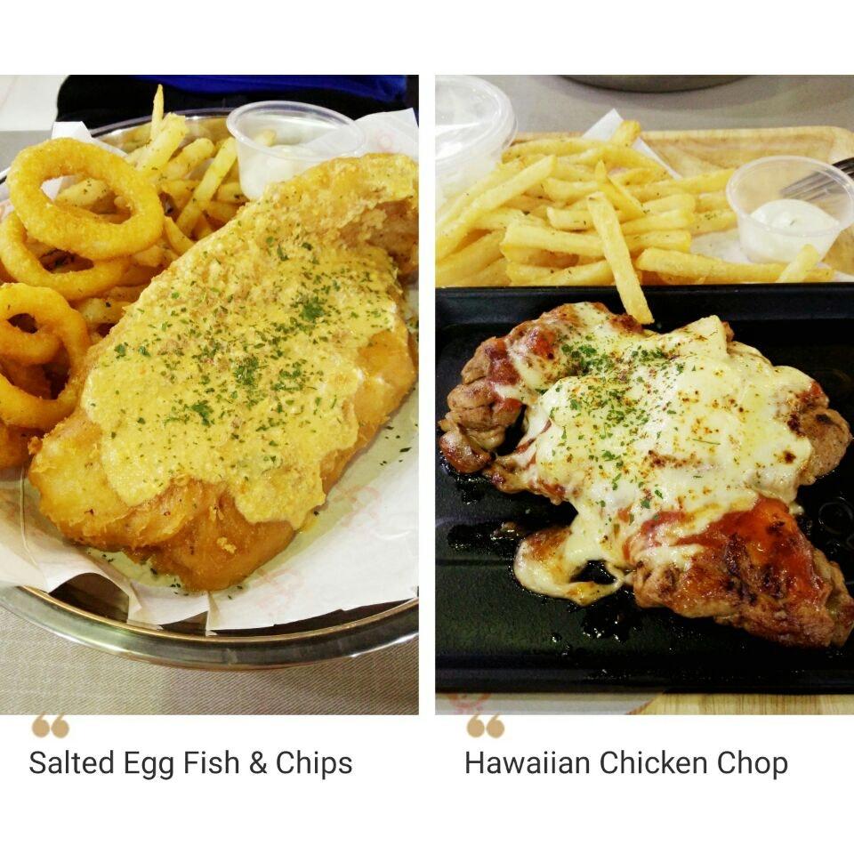 Fish And Chicks