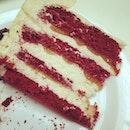 #red #velvet #cake