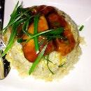 Foie Gras Fried Rice