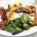 Vegetarian mixed rice (Chap Fan) #amayzing🌱 #amayzing_pudu #amayzingEatsKL #burpple